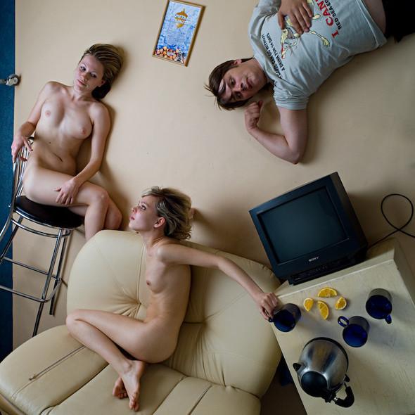"""Известный фотограф Ираклий Шанидзе """"Психология вседозволенности."""". Изображение № 1."""