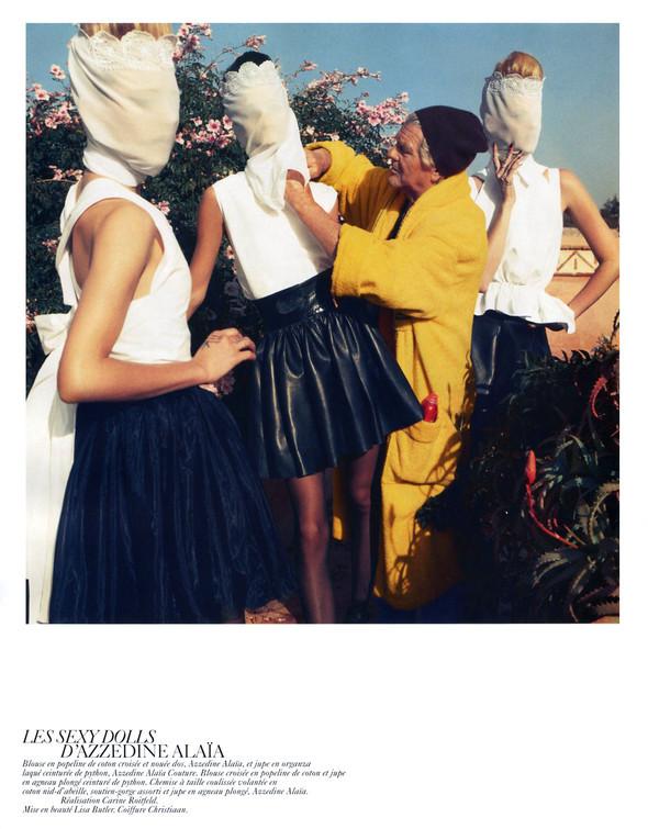 Vogue-a-porter. Изображение № 37.
