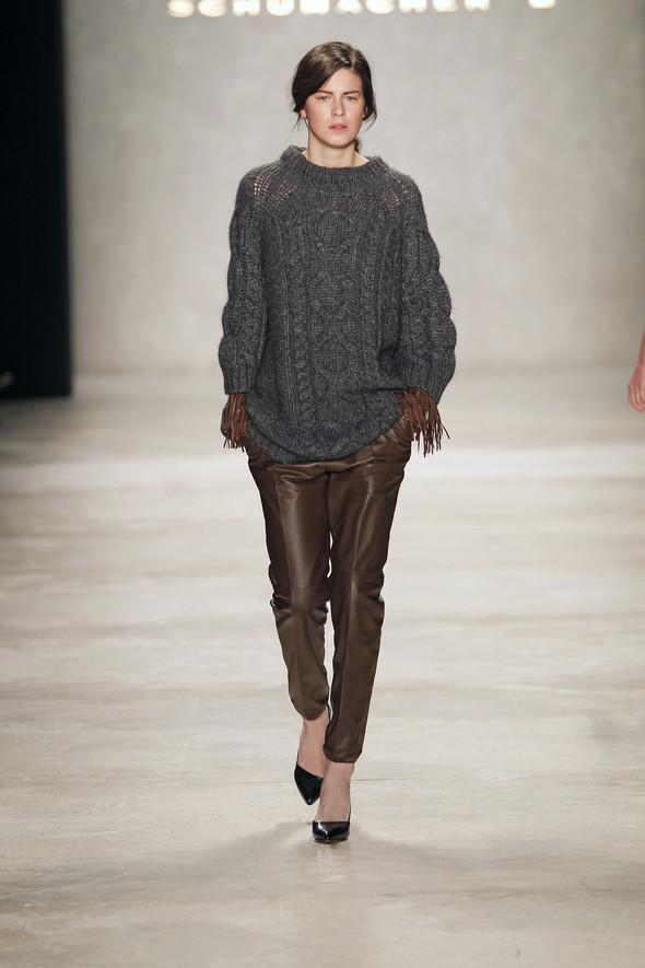 Berlin Fashion Week A/W 2012: Schumacher. Изображение № 41.