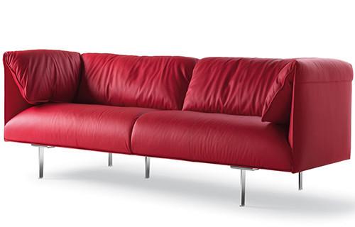 Модный диван John-John от Poltrona Frau. Изображение № 1.