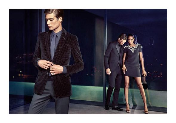 Изображение 39. Лукбуки: Gucci, Comme des Garcons, Burberry и другие.. Изображение № 39.