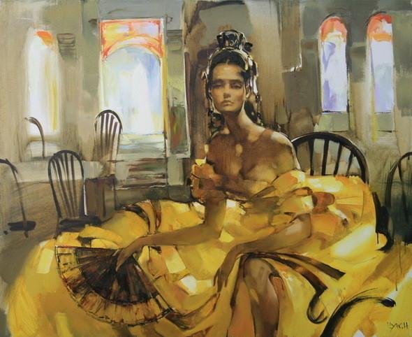 """""""Танцовщица в желтом"""". Изображение № 14."""