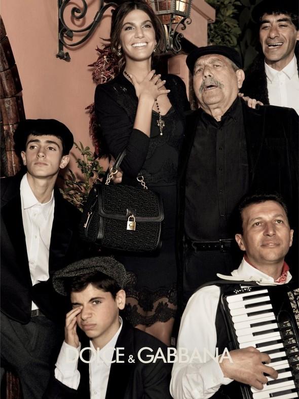 Кампании: Marc Jacobs, Dolce & Gabbana и другие. Изображение № 3.