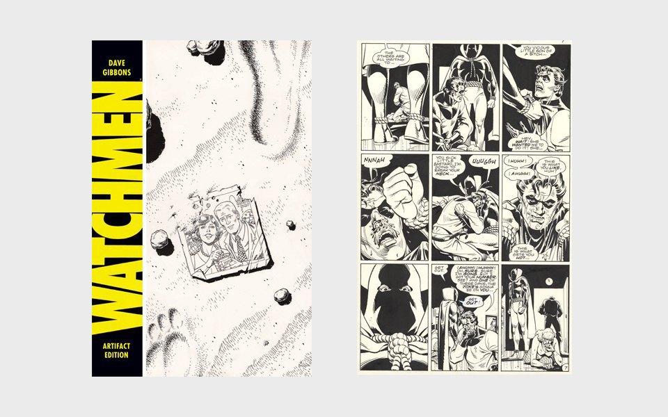 Коллекционер советует красивые комиксы в подарок. Изображение № 7.