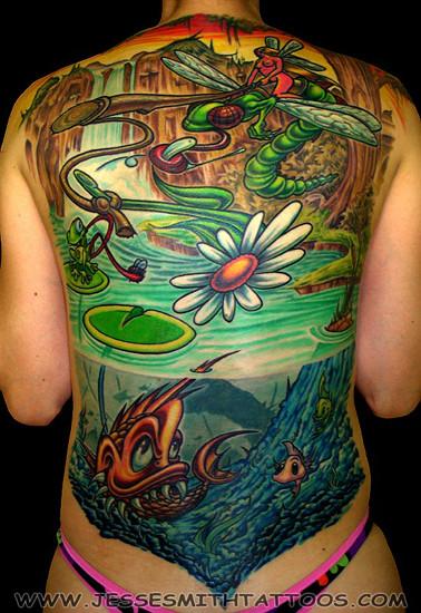 Jesse Smith Tattoo. Изображение № 5.