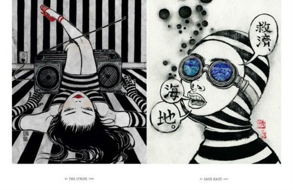 10 альбомов о комиксах. Изображение № 137.