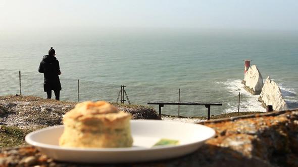 Великобритания: Цветные скалы, чесночная ферма и вкуснейшие бургеры на острове Уайт. Изображение № 24.