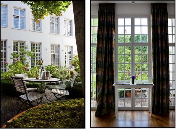 Отель De Witte Lelie в Антверпене. Изображение № 2.