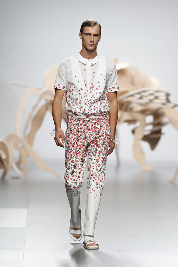 Madrid Fashion Week SS 2012: Ana Locking. Изображение № 17.