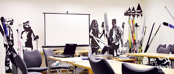 Оформление офиса компании Fischer. Изображение № 6.