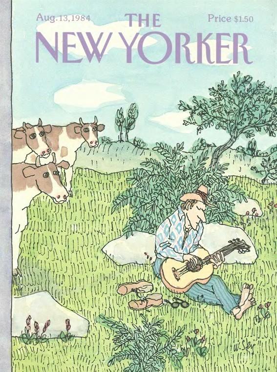 Обложки TheNew Yorker. Изображение № 60.