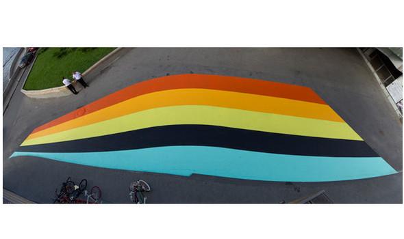 Выйду на улицу: Гид по паблик-арту. Изображение № 252.