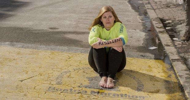 Жертвы Бостонского теракта вернулись на финишную прямую. Изображение № 7.