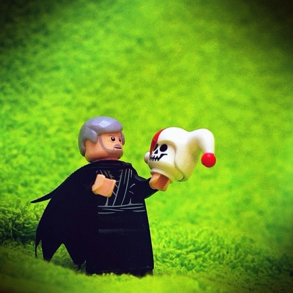 Крохотный мир LEGO. Изображение № 3.