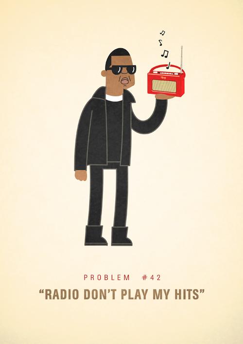 99 проблем Джей-Зи проиллюстрировали. Изображение № 7.