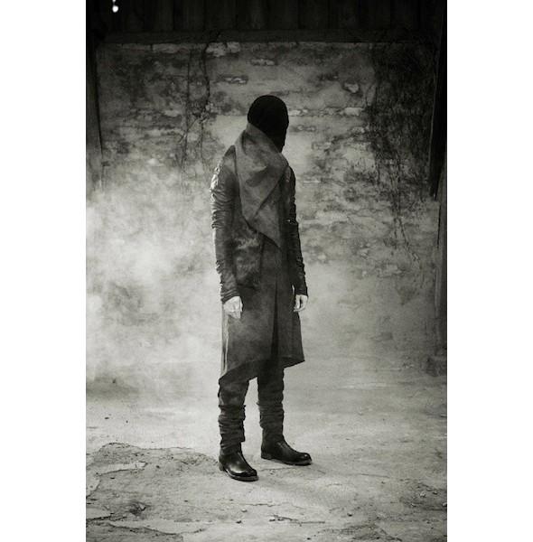 Лукбуки: Comme des Garcons Shirt, Obscur и Raf by Raf Simons. Изображение № 14.