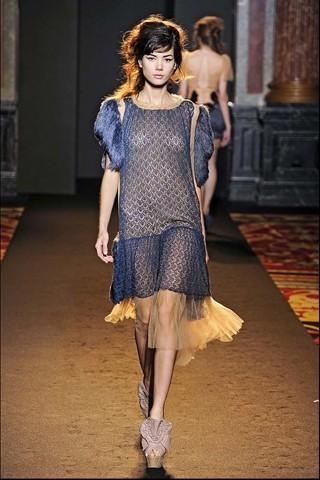 Алена Ахмадуллина на Парижской неделе моды. Изображение № 23.