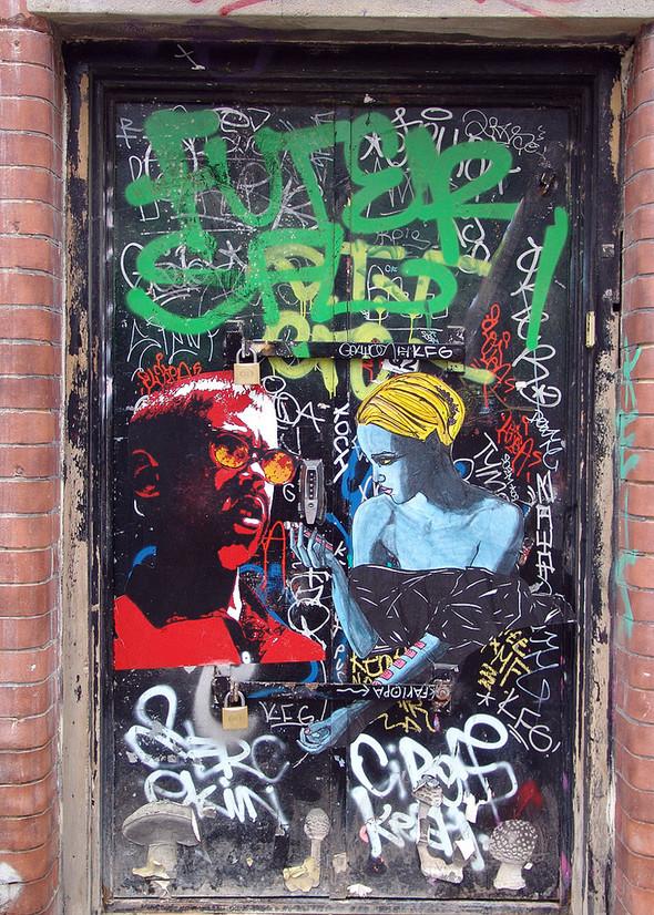 Стрит-арт в Лондоне. Изображение № 17.
