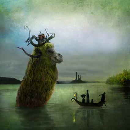 Мистический мир. Alexander Jansson. Изображение № 40.