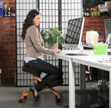 Современный образ жизни создает новый вид стульев. Изображение № 2.