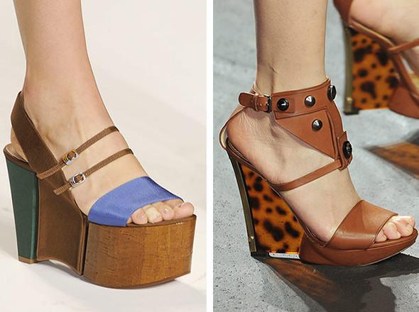 Walking in my shoes: 10 тенденций обуви весны-лета 2011. Изображение № 7.