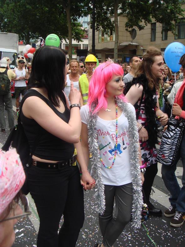 "Парад секс-меньшинств ""Cristopher Street Day"" вБерлине. Изображение № 7."