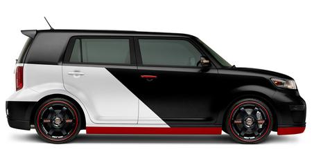 Scionбюджетный вариант дизайнерских авто избудущего. Изображение № 2.