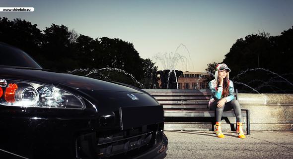 Honda S2000 & Kate Moon. Изображение № 11.
