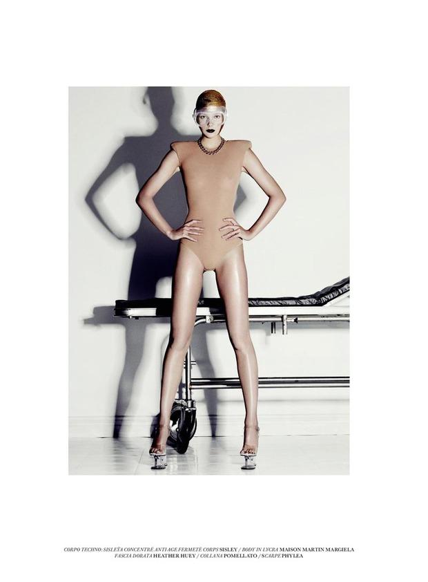Вышли новые съемки из Bon, Flair, Vogue и других журналов. Изображение № 17.