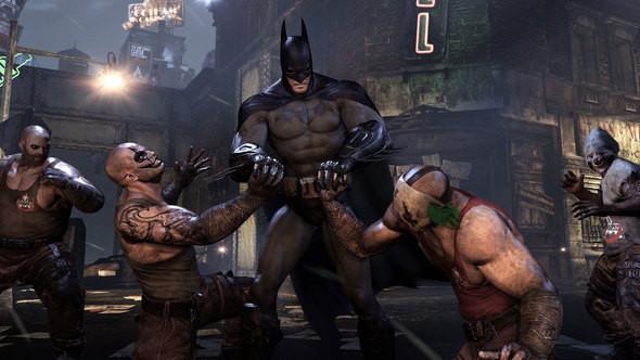 Изображение 15. Batman: Arkham City.. Изображение № 15.