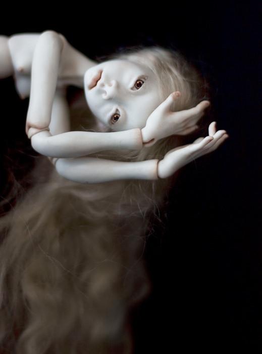 Изображение 15. Фарфоровые куклы Лидии Снуль.. Изображение № 11.