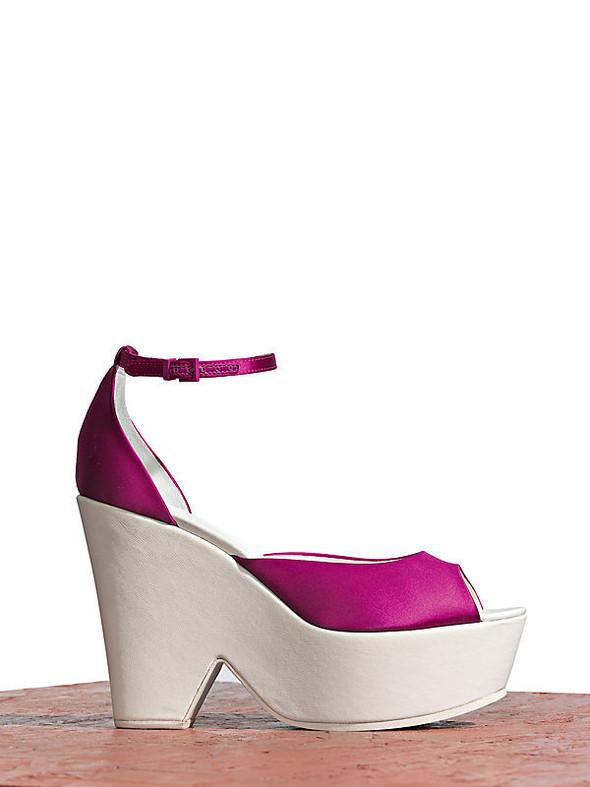 Лукбук: Обувь Celine SS 2012. Изображение № 3.