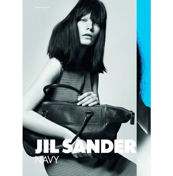 Рекламные кампании: Bershka, H&M, Jil Sander Navy и другие. Изображение № 40.