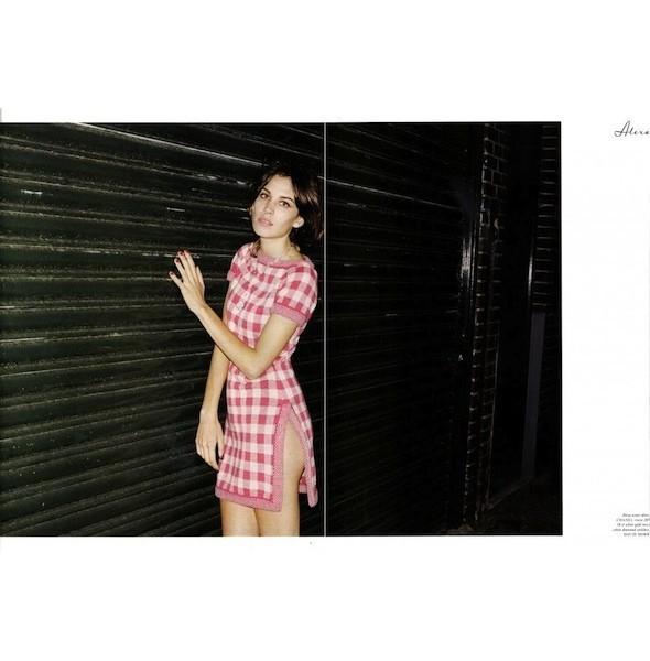 5 новых съемок: Love, T, Vogue и Wallpaper. Изображение № 12.