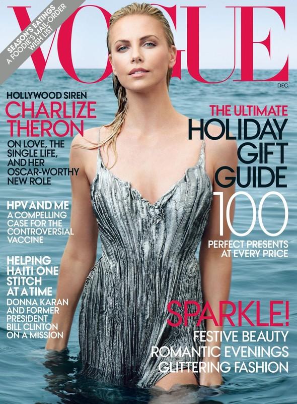 Обложки Vogue: Америка, Германия и Китай. Изображение № 1.