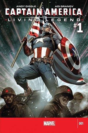 10 лучших комиксов про Капитана Америку. Изображение № 25.