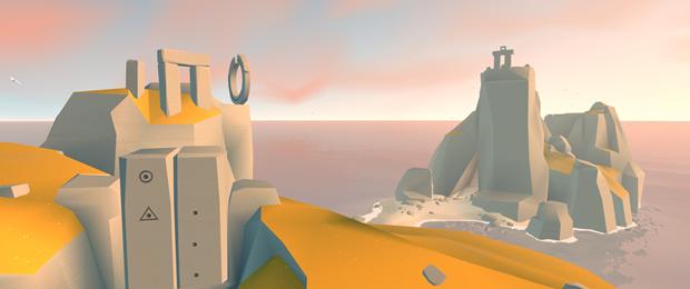 Вышла VR-игра авторов Monument Valley с управлением взглядом. Изображение № 5.