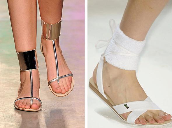 Walking in my shoes: 10 тенденций обуви весны-лета 2011. Изображение № 57.