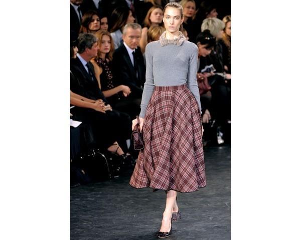 Можно все: Модели на показе Louis Vuitton. Изображение № 21.