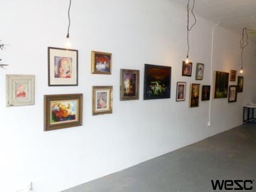 Изображение 2. Выставка Vanessa Prager в Лос-Анджелесе.. Изображение № 4.