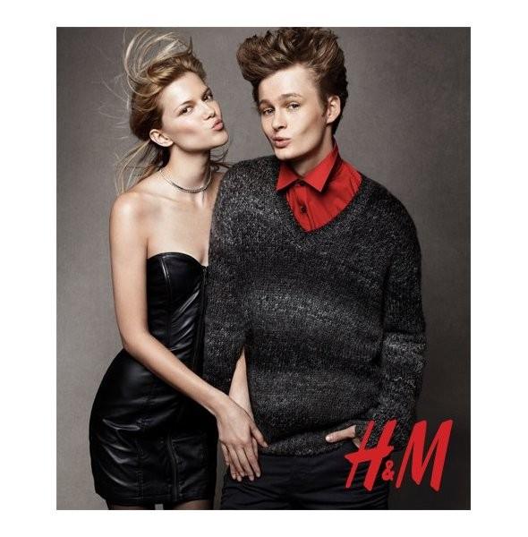 Изображение 25. Новые рекламные кампании: Pull & Bear, Asos и H&M.. Изображение № 25.