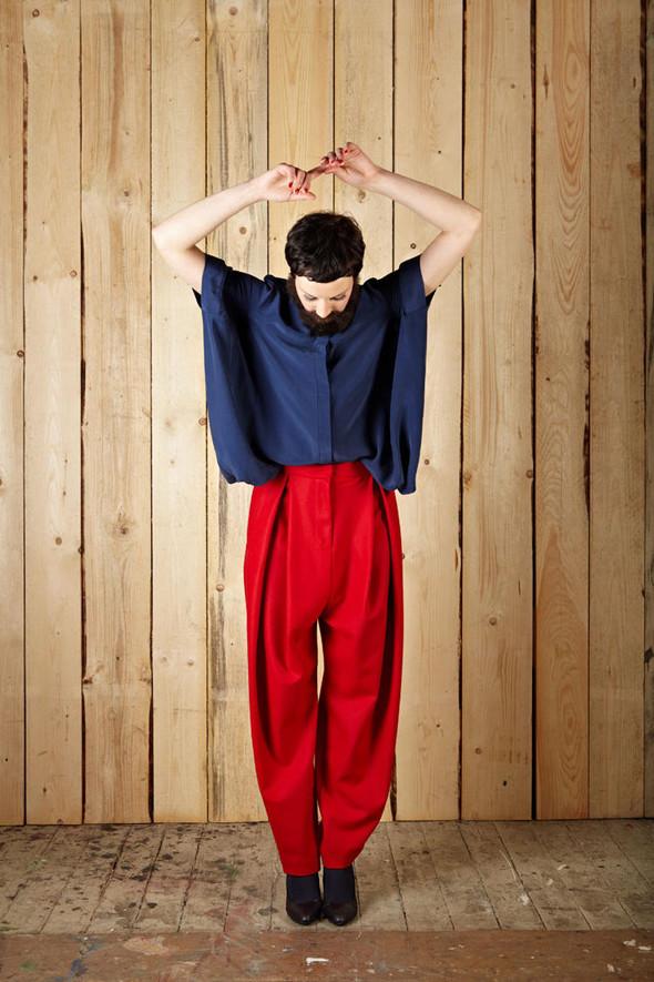 Берлинская сцена: Дизайнеры одежды. Изображение №74.