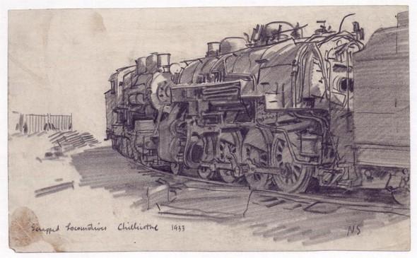 Американские иллюстраторы 40–60гг. ЧАСТЬ 1. Изображение № 69.