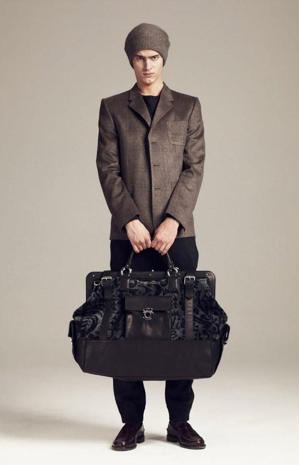 Изображение 2. Лукбук: Marc Jacobs Menswear FW 2011.. Изображение № 2.