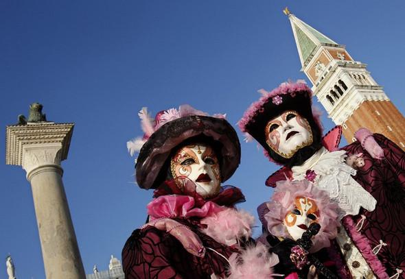 Венецианский карнавал масок. Изображение № 13.