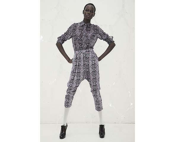Неделя моды в Нью-Йорке: первые показы. Изображение № 53.