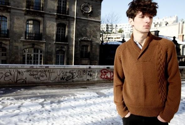Лукбук: Monsieur Lacenaire FW 2011. Изображение № 1.