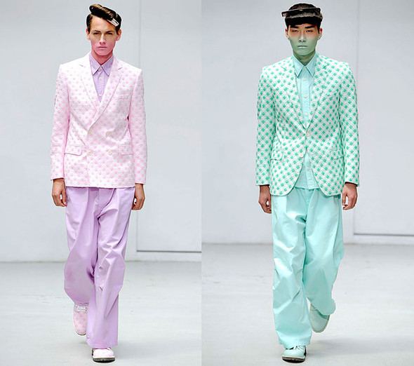 CLOUD #9 by Walter Van Beirendonck Summer 2012. Изображение № 9.