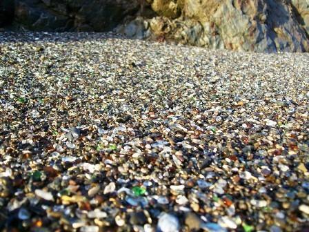 Стеклянный пляж в Калифорнии. Изображение № 3.