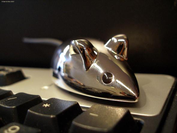 Изображение 25. 25 интересных компьютерных мышек.. Изображение № 25.